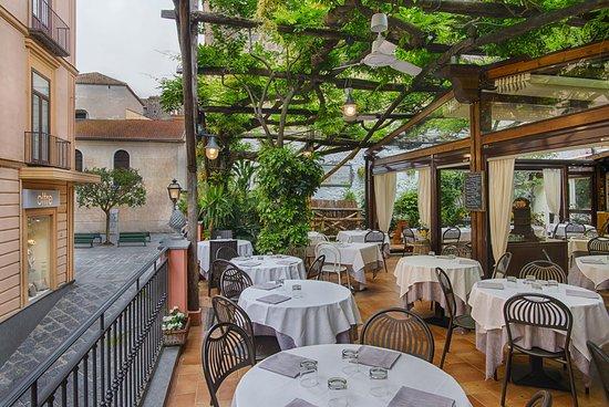 Ristorante The Garden Sorrento Restaurant Reviews Photos Phone Number Tripadvisor