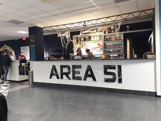 Area 51 Lasergame