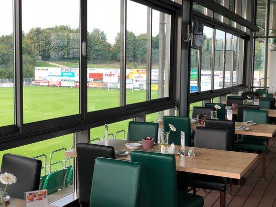 Gop Sportslounge Im Hacker Wiehenstadion Rodinghausen Restaurant
