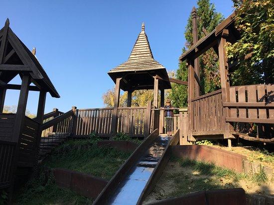 Pakozdi-Sukoro Arboretum and Wildlife Park