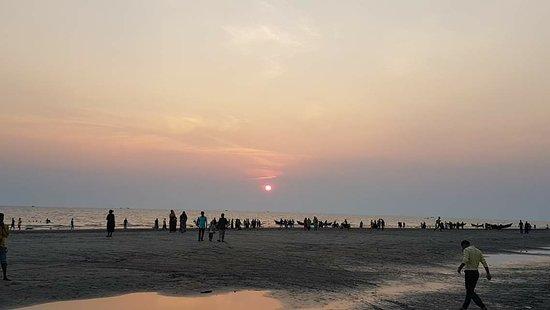 Kuakata Beach صورة فوتوغرافية