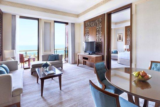 Executive suite, sea view