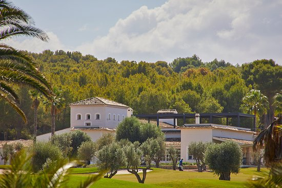 Calvia, Spanje: T Golf & Country Club - Club House