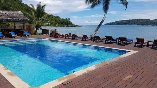 Iles des Palmes Eco Resort, Hotels in Praslin