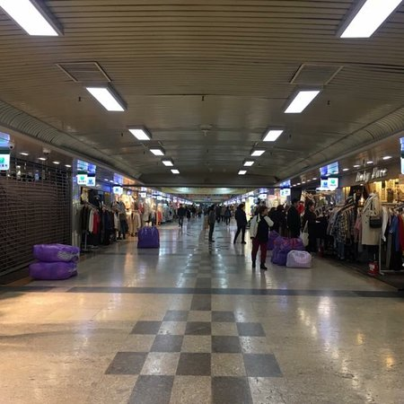 Daejeon Jungangno Underground Shopping Center