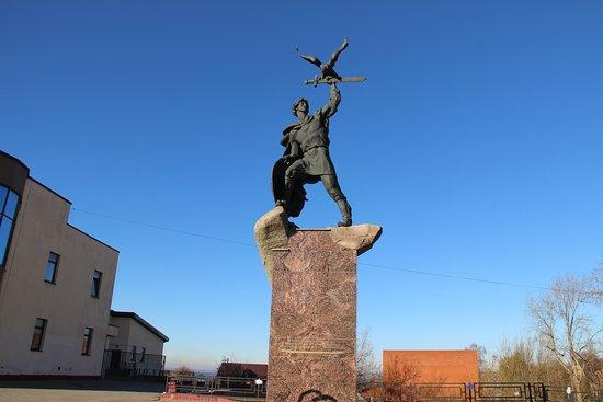 Monument to Vladimir Donskoi
