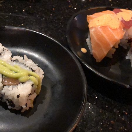 sushi all you can eat rotterdam