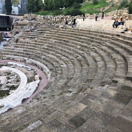 Aardig romeins theater!