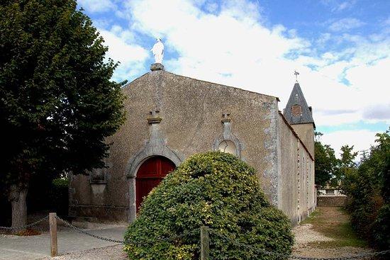 Chapelle Notre-Dame de Lauzieres