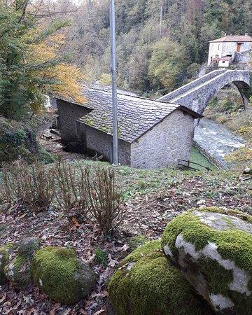 Piteglio, Italy: Ponte di Castruccio