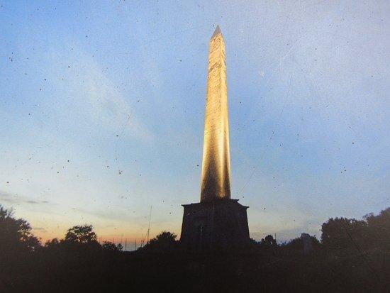 תמונה מWellington Monument