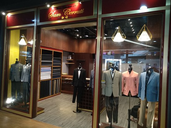 Sam Cerruti Custom Tailors