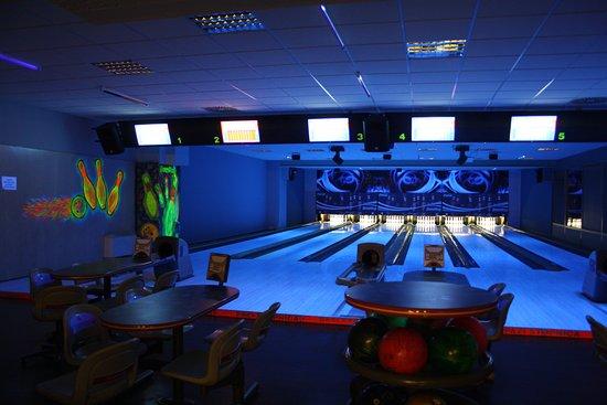 Bowling epicenter Postojna