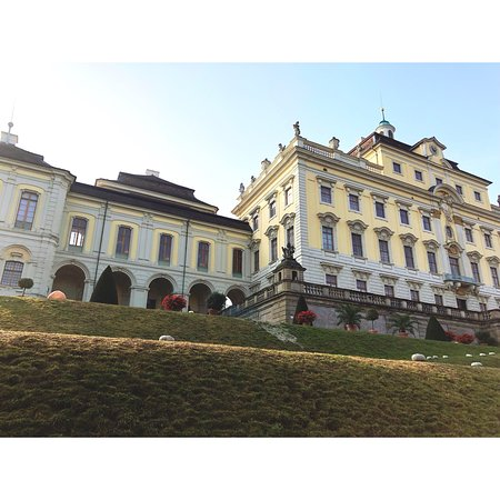 Ludwigsburg Palace (Residenzschloss) Photo