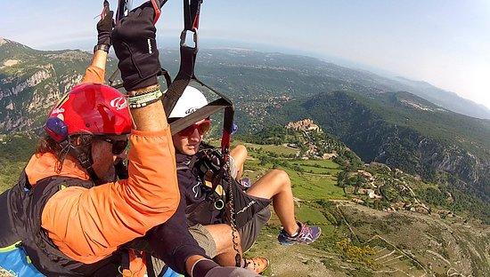 SkyWalk'Air: Vol avec Timo.