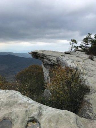 Catawba, VA: at the top