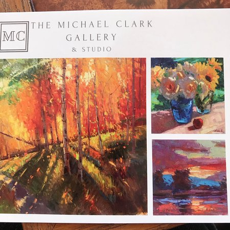 The Michael Clark Gallery