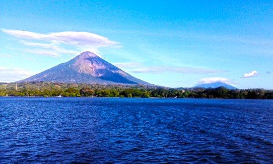 Bilde fra Lake Nicaragua