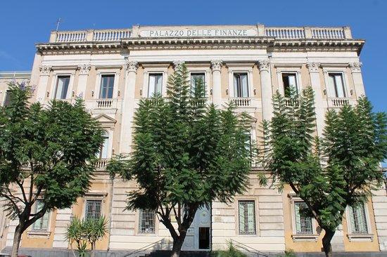 Palazzo delle finanze