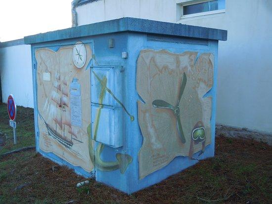Fresque Le Carl Bech