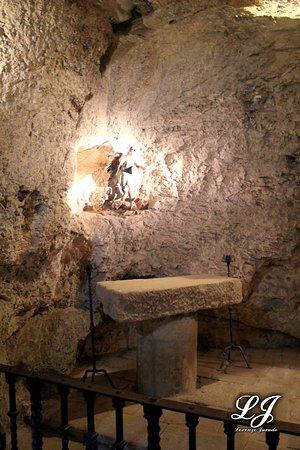 Ermita de San Saturio: Capilla de San Miguel