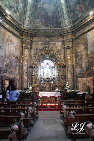 Ermita de San Saturio: Iglesia