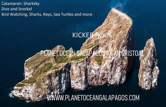 San Cristobal, Ecuador: Planet Ocean - Kicker Rock