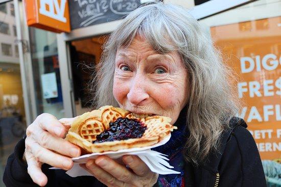 Norwegian waffles 🙏🏼🙏🏼🙏🏼🙏🏼🙏🏼