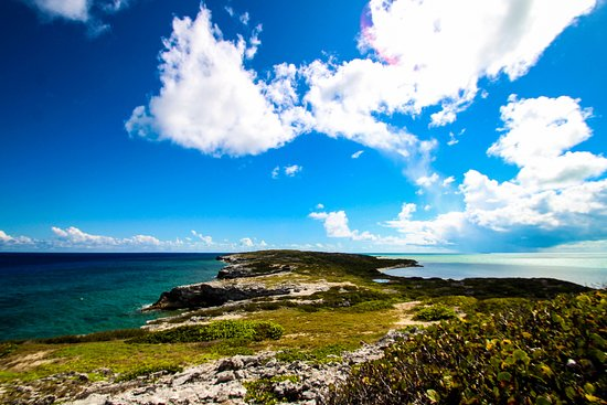 South Caicos: Long Cay