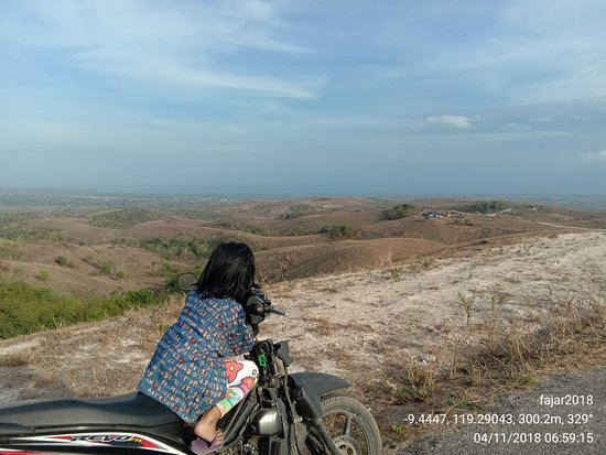 Lendongara Hill