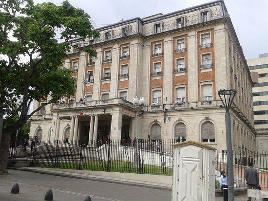 Tribunales Federales de La Plata