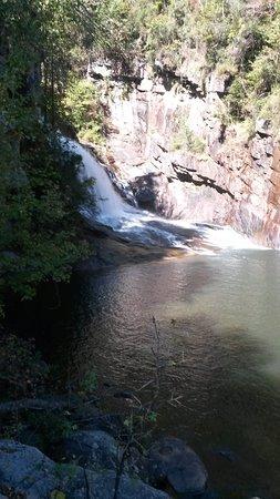 Bilde fra Linville Falls