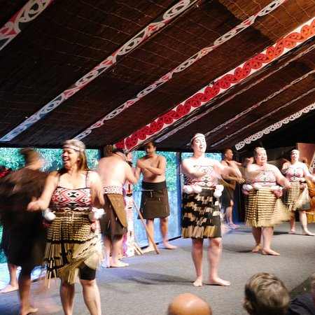 Tamaki Maori Village Photo