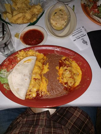 Chips And Salsa Picture Of Zapatas Mexican Restaurant Texarkana