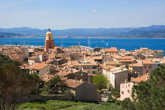 St Tropez Small Group Day Trip from...