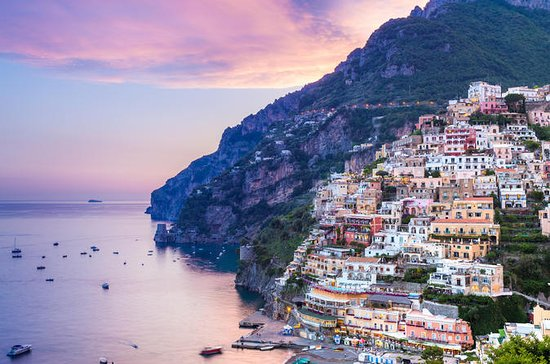 Shopping and Dinner in Positano...