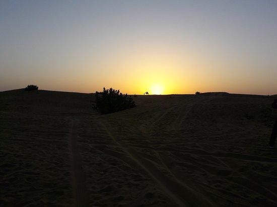 Landscape - Sand Voyages Camp Photo
