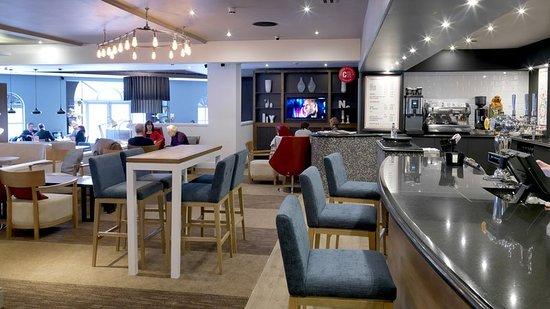 Crowne Plaza Solihull: Bar/Lounge