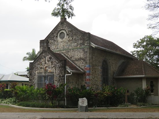 St David's Anglican Church Mossman