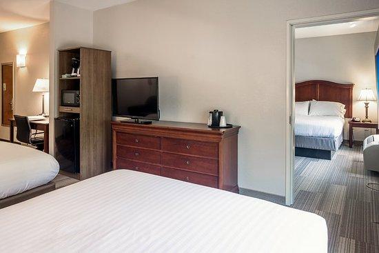 La Plata, MD: Guest room