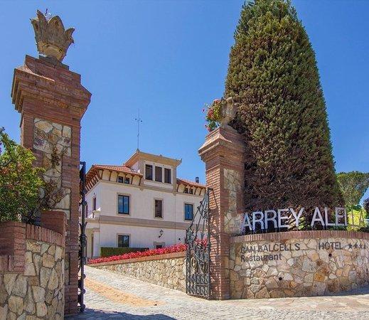 Alella, España: Exterior