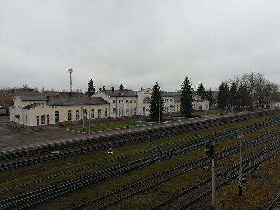 Velikiye Luki Railway Station