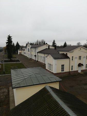 Velikiye Luki, Russland: Вокзал Великие Луки