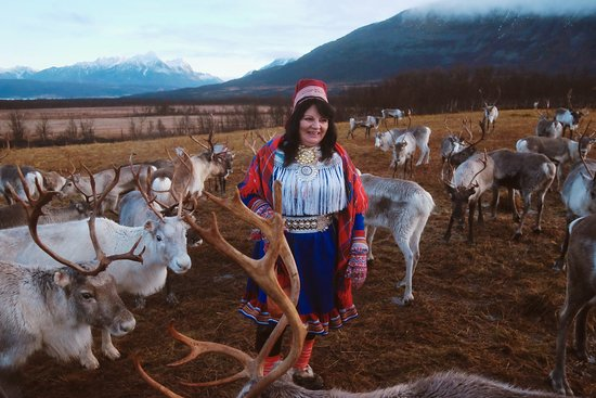 We are thrilled to share our unique Sami culture with guest from all over the world