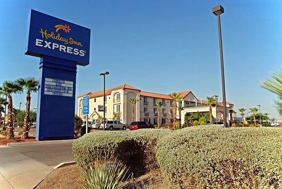 Calexico, Californie: Exterior
