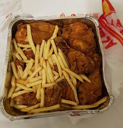 Fast food mantab