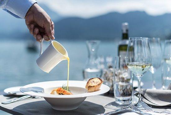 Seehotel Sternen Horw: Restaurant