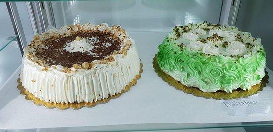 Sospiro, Olaszország: Anche l'occhio vuole la sua parte: i nostri pasticceri sono specializzati in decorazione torte