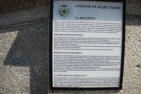 Фотография La Bollente