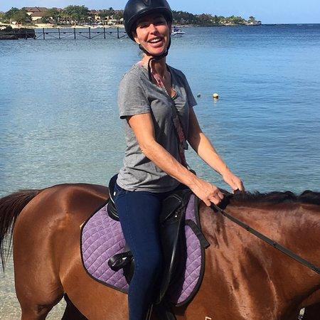 Wonderful Horse Riding